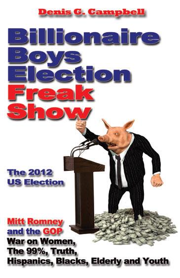 billionaire freak show